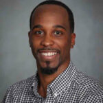 Portrait of Anthony Franklin, counselor at the MSU Counseling Center
