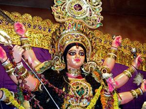 Photo of Durga puja at Burdwan