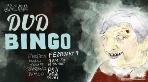 DVD Bingo ad