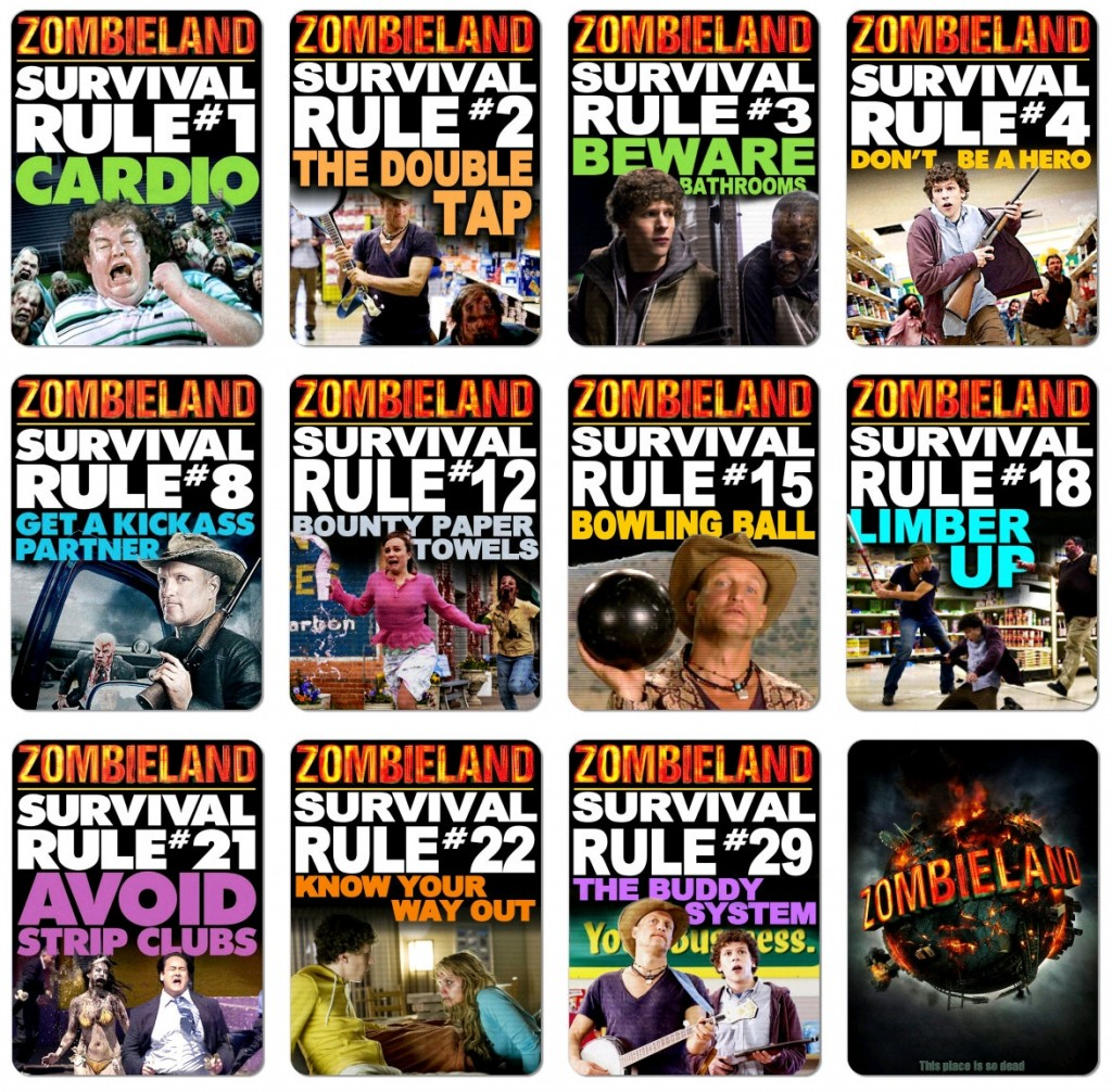 zombieland-rule-set-survival-guide-complete-rules-to-survive-surviving-zombie-apocalypse-zombies