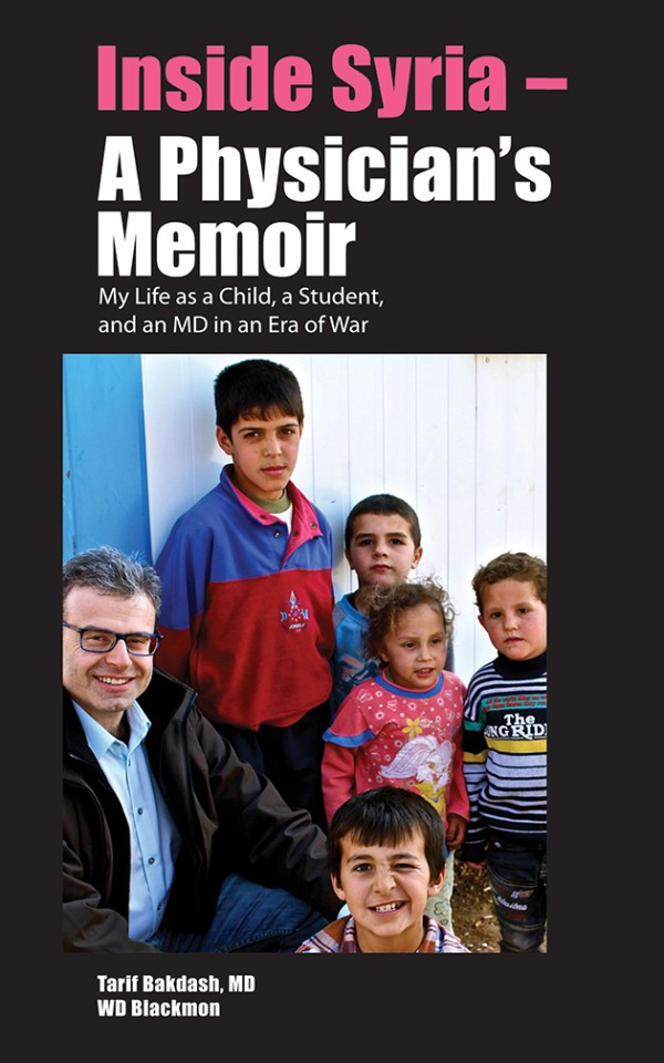 blackmon book inside syria