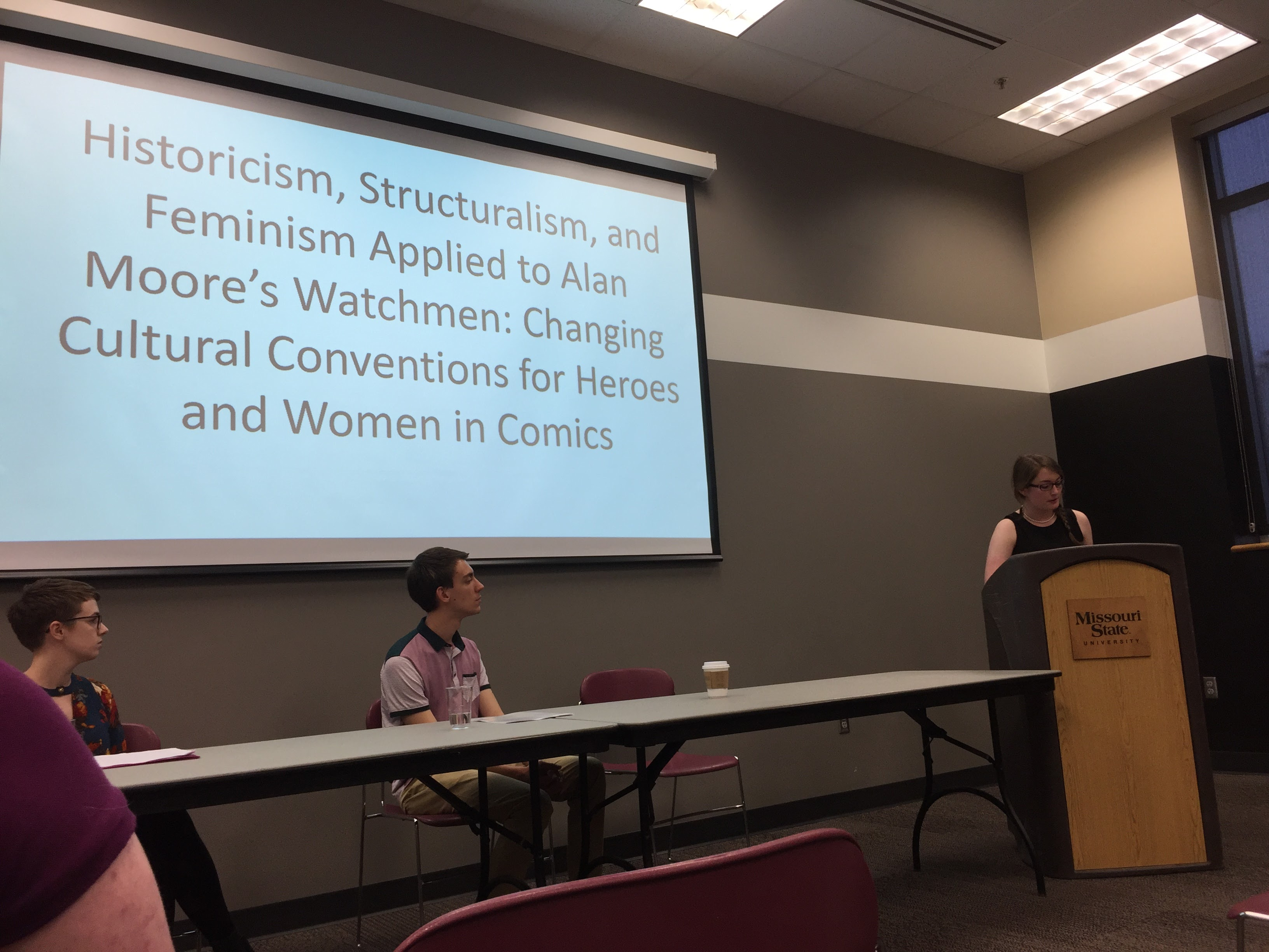 Fourth Annual MSU Undergraduate Literature Conference