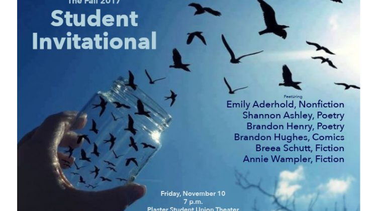 Attend the Fall 2017 Student Invitational
