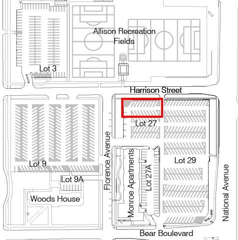 Closure Notification – Lot 27, North Portion