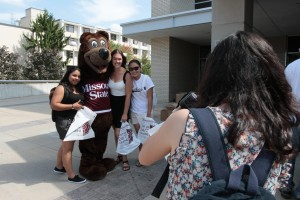 students with boomer