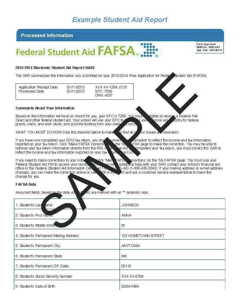Don't Let FAFSA Mistakes Steal Your Money!