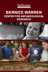 Bernice Warren Center for Archaeological Research