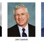 Class of 2014 Missouri Public Affairs Hall of Fame, Harry S. Truman, John Danforth, Donald Suggs