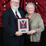 "James L. ""Pete"" and Sara Morgan, 2014 Platinum Level Medallion Honorees"