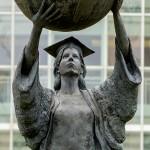 Public Affairs Statue