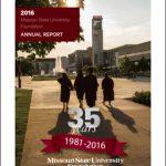 Foundation Annual Report 2016