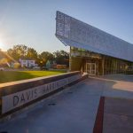 Davis-Harrington Welcome Center