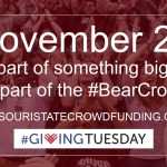 November 28 - Giving Tuesday