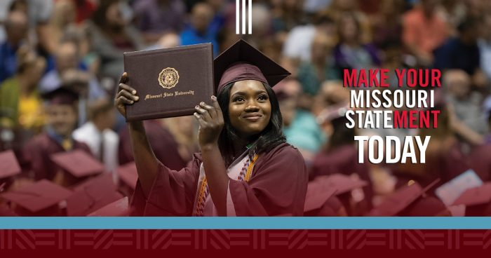 MSU Way - Make Your Missouri Statement Today
