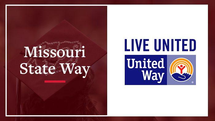 Missouri State Way and United Way