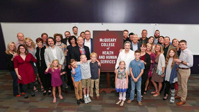 McQueary Family