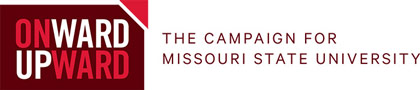 Onward Upward - The Campaign for Missouri State University