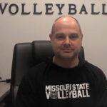 Coach Steven McRobers