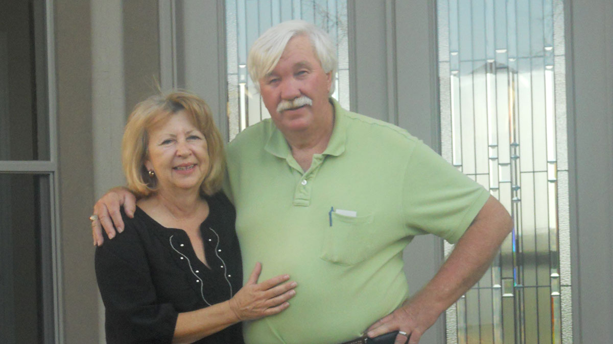 Larry and Linda Hale