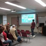 Surya presents about Agriculture in Nepal