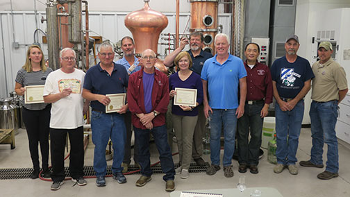 2018 Distillation Workshop