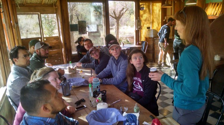 What are MSU Geology Students learning in Chile?