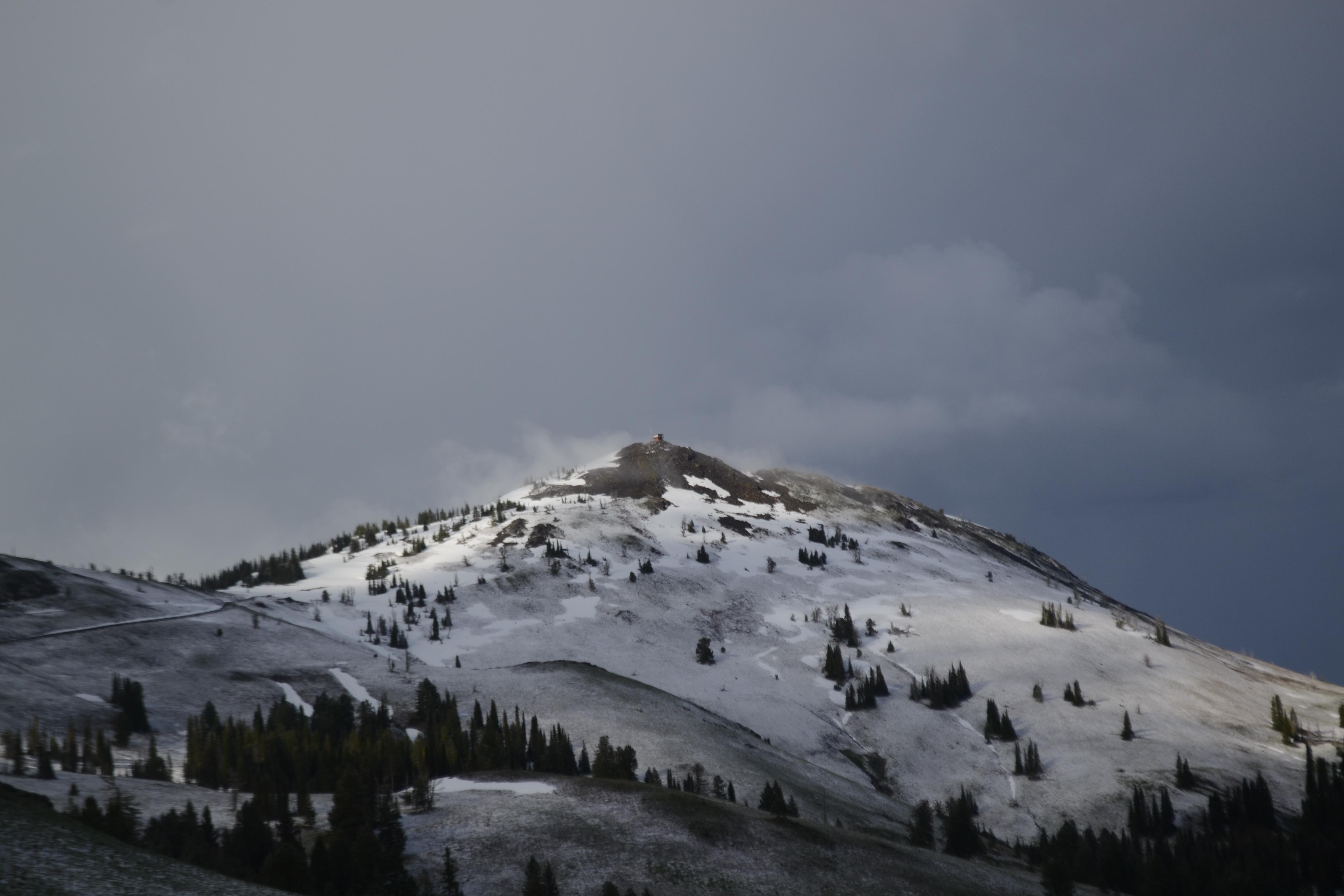 idaho mountain