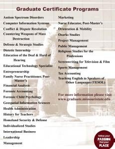 GraduateCertificates2014