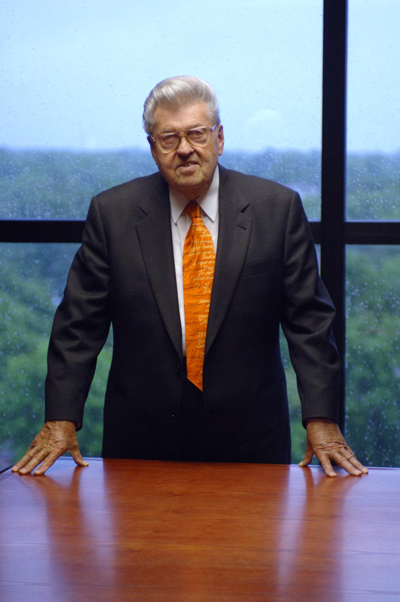 Missouri State University remembers Mr. John Q. Hammons