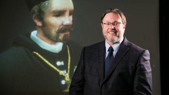 Dr. John Chuchiak