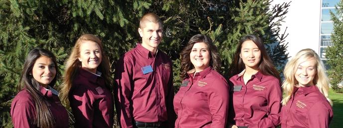 Meet our 2014-2015 HRA Student Ambassadors