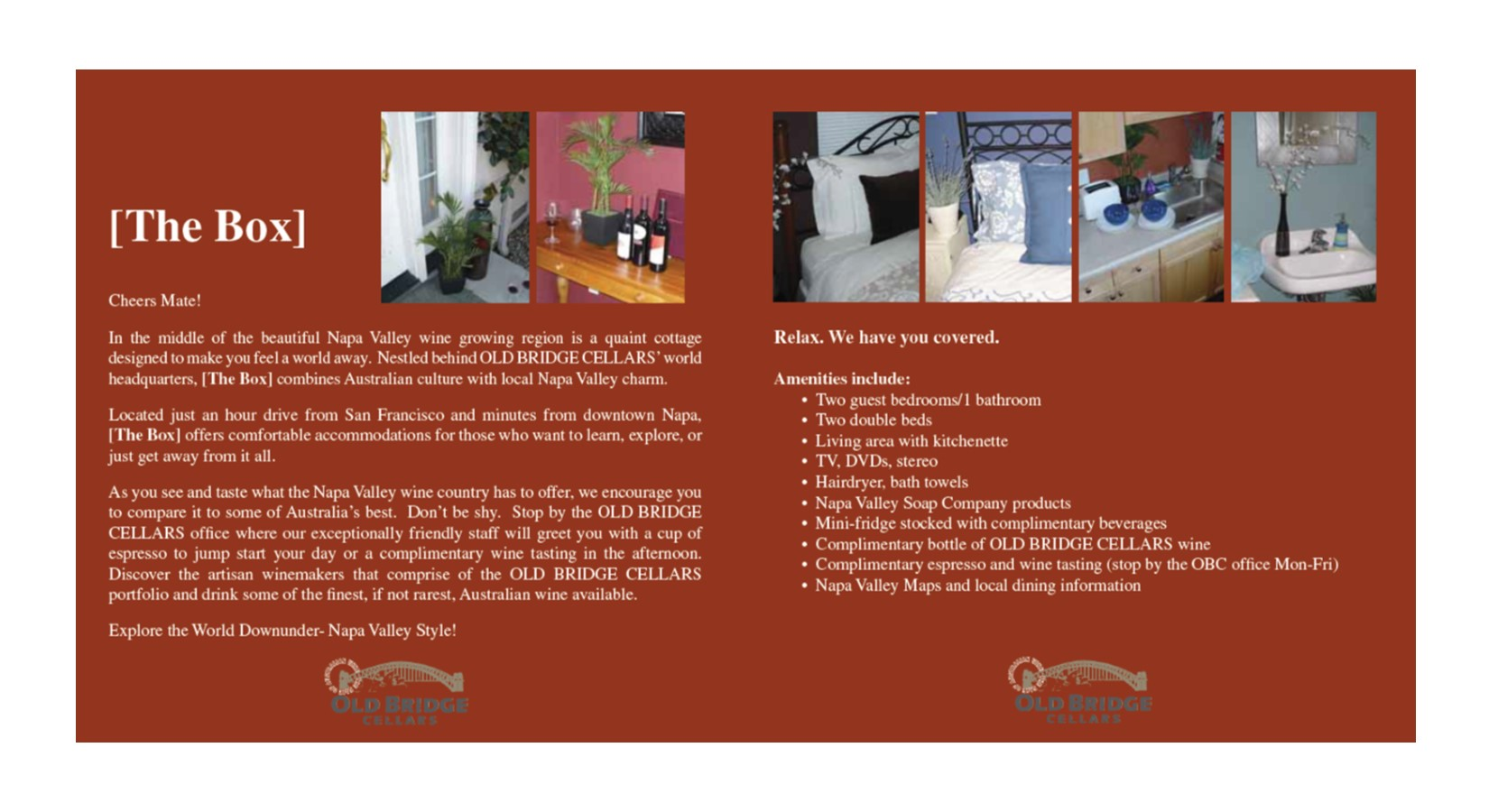 2016 HRA Wine Event Auction Items