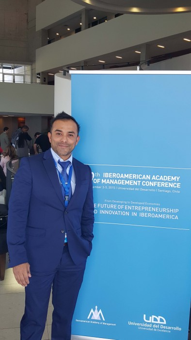 Hospitality Students Connect with Industry Professionals at Meeting Professionals International Conference