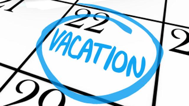 Don't Lose Any Vacation!