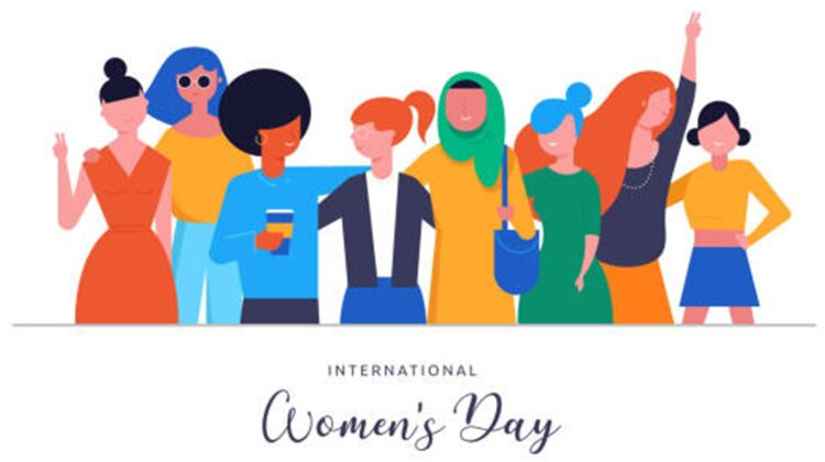 March - Celebrating Women
