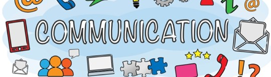 Communication Header Image