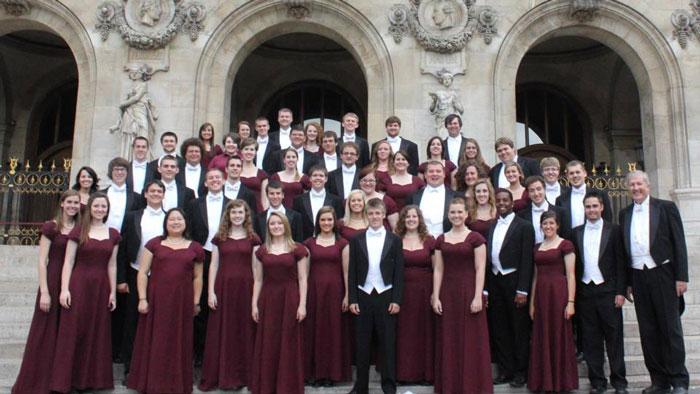 The Chorale in Paris