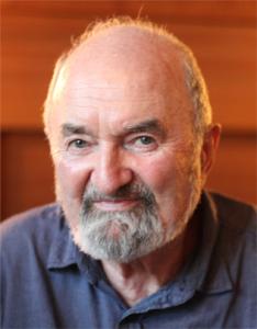 Michael Dennis Browne portrait