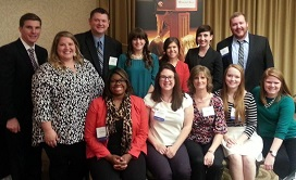 Students and faculty attend annual CSCA conference in Wisconsin.