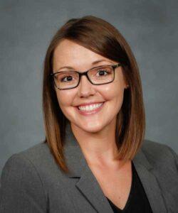 Photo of Dr. Carissa Hoelscher