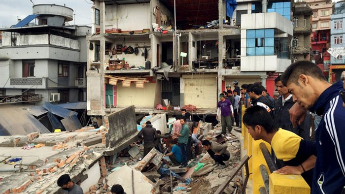 University community invited to support Nepal relief efforts