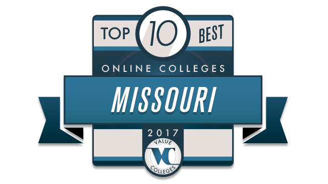 Missouri State in top 10 colleges in Missouri for online study