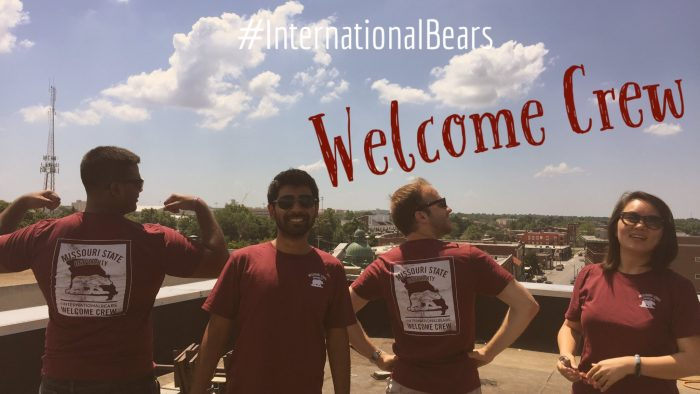 Look for the maroon shirts when you arrive at the Springfield Branson National Airport.