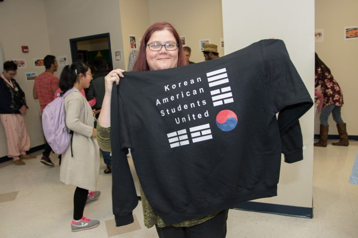 American students, Korean students, Korean-American students, and international students are welcome in KASU. Aubra George/ Missouri State University