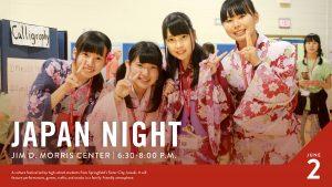 Japan Night June 2 ArtWalk
