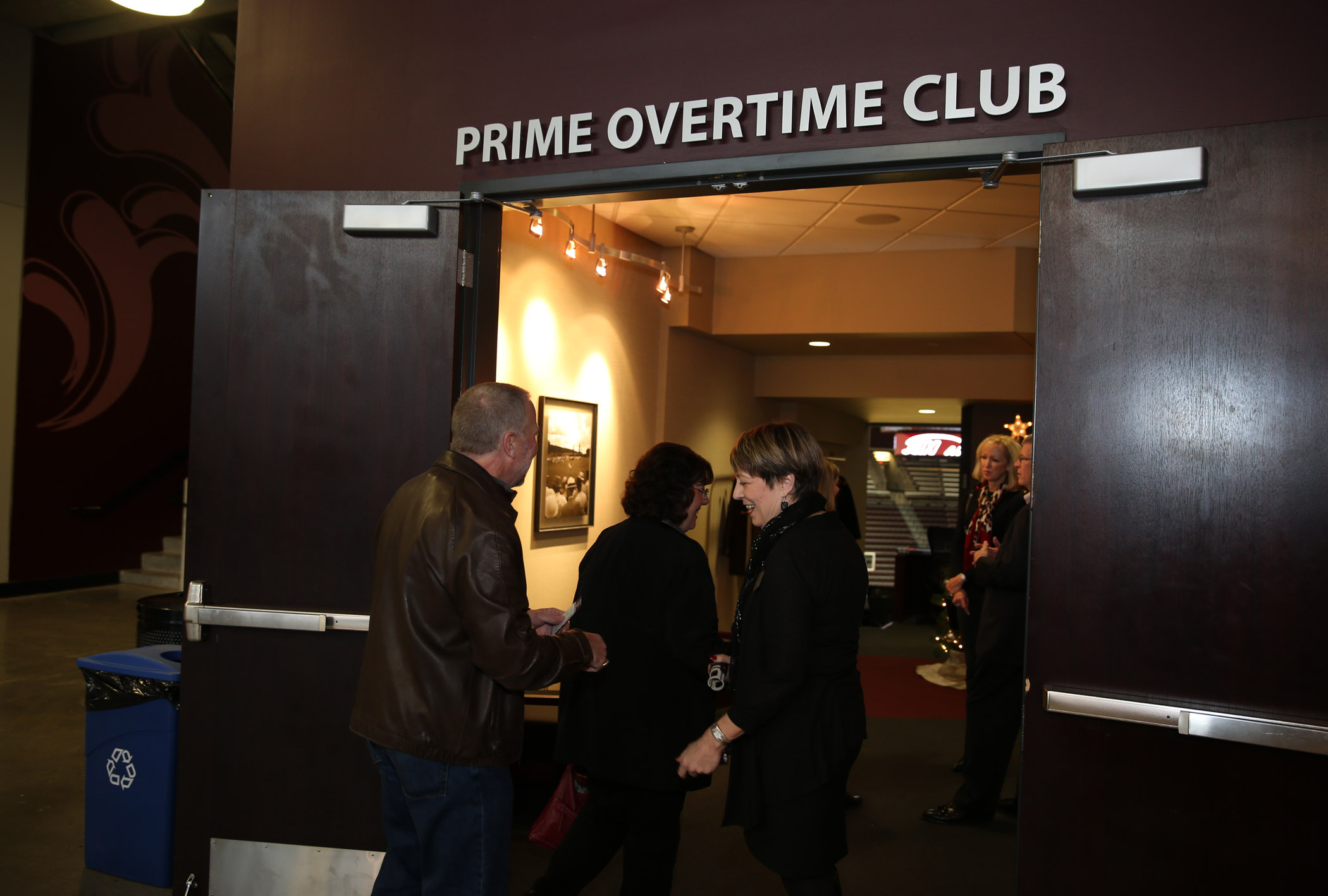 Basketball Prime Overtime Club Buffet Menu – November 1, 5, 6