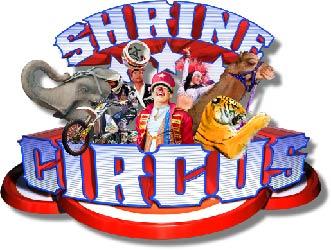 Shrine Circus – JQH Arena – April 8, 9, 10