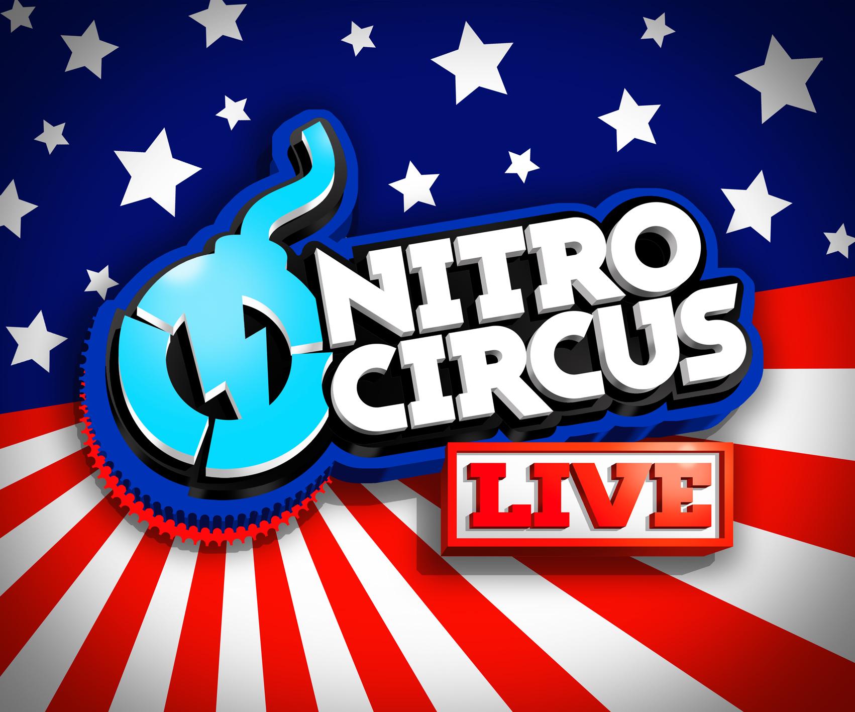 NITRO CIRCUS -PLASTER STADIUM