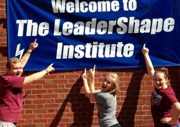 Courtney Pfluke shares her LeaderShape experience