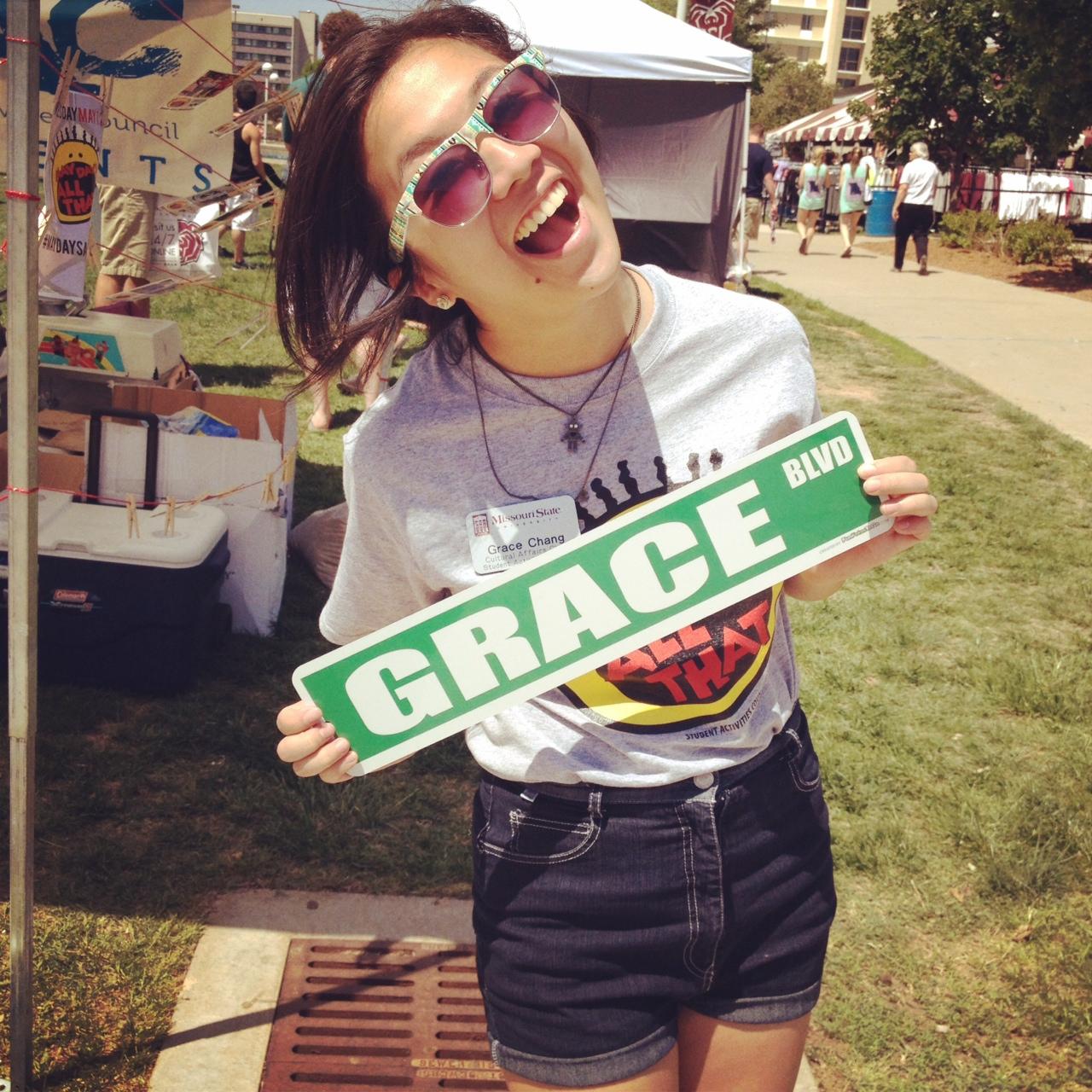 LeaderBear Spotlight: Grace Chang